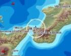 Stretto di Messina: sisma di magnitudo 4.6