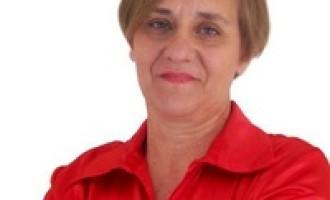 Partanna: comizio di chiusura di Carmelina Atria