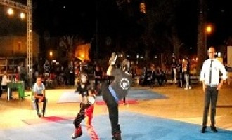 L'ASD Another Way di Partanna protagonista agli interregionali di Kick Boxing