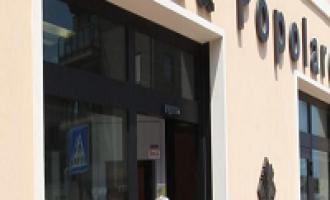 Castelvetrano: rapina alla Banca Popolare di Sicilia