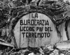 Ricostruzione Valle del Belìce: gli attacchi della Lega e del giornale Libero
