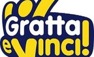 Castelvetrano: disoccupato vince 50mila euro al Gratta&Vinci