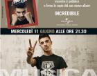 Firmacopie con Moreno mercoledì nella libreria Mondadori Area 14