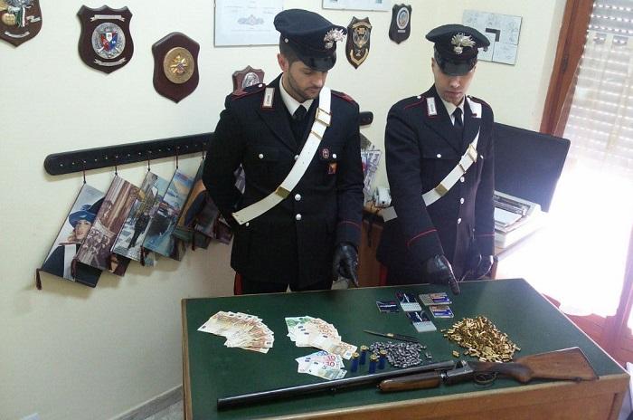 tentato omicidio castellammare carabinieri