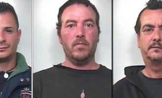 """Poggioreale: 3 palermitani in """"trasferta"""" scoperti a rubare materiale ferroso, arrestati"""