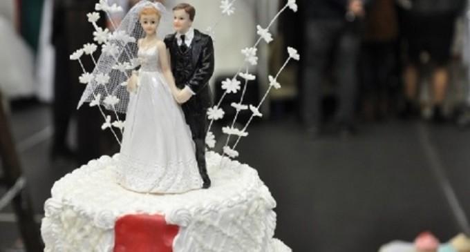 """Matrimonio In Rissa : Dopo il """"sì la lite a campobello matrimonio finisce"""