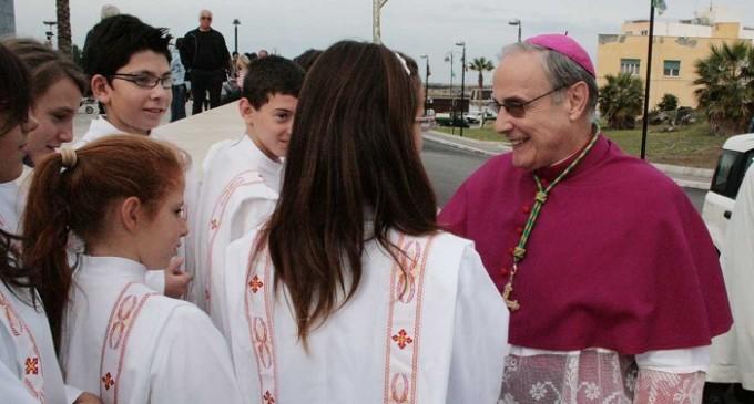 Da Poggioreale inizia la visita pastorale: reso ufficiale il programma