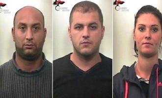 [VIDEO] Marsala: 4 romeni sorpresi a rubare carburante, arrestati