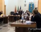 Partanna, convocato il Consiglio comunale. Si discute di beni confiscati e aree attrezzate