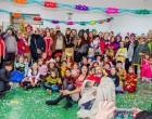 """Diversamente Carnevale: anche nei locali della """"Salus C.T.A."""" di Gibellina si è respirata aria di Carnevale"""