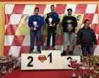 Sport-Kart: il partannese Gianni Forte primeggia a Melilli