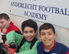 Stage presso l'Anderlecht football per tre giovani partannesi