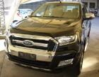 Ecco il nuovo Ranger Ford: accattivante e muscoloso