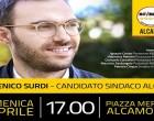 Alcamo: presentazione del candidato Sindaco del MoVimento 5 Stelle Domenico Surdi
