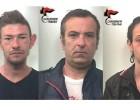 Marsala: un altro furto sventato dai Carabinieri, arrestati tre malviventi