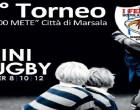 """Al via il 1° torneo di Mini Rugby """"1000 mete"""" Città di Marsala"""