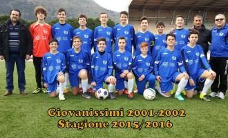 Campionato provinciale Giovanissimi: terzo posto per l'A.S.D. Nuova Partanna Calcio