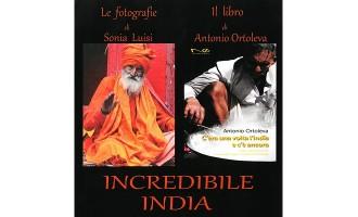 """Marsala: """"Incredibile India"""", Antonio Ortoleva e Sonia Luisi raccontano"""