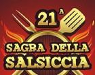 Santa Ninfa: il 6 e 7 agosto la sagra della salsiccia