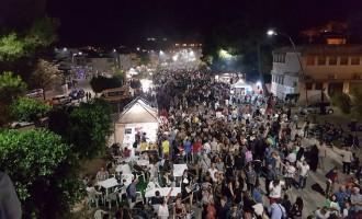 Santa Ninfa: numeri record per la ventunesima sagra della salsiccia