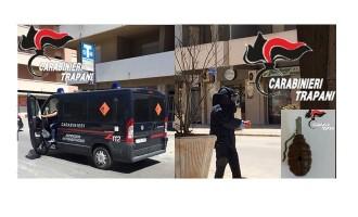 Marsala: i Carabinieri intervengono per un allarme bomba