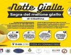"""Gibellina: domenica 11 settembre 2° edizione della """"Sagra del Melone Giallo"""""""