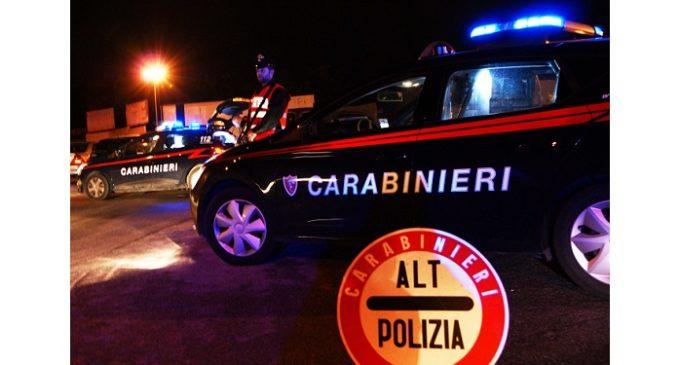 Alcamo, giro di vite dei Carabinieri: arresti, denunce e multe ad automobilisti