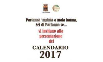 """Sei di Partanna se… Presentazione Calendario 2017 """"Partanna 'mpinta a mala banna"""""""