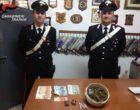 Marsala: deteneva un ingente quantitativo di stupefacente a casa, arrestato