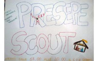 Scout: il Reparto di Partanna espone il proprio presepe realizzato artigianalmente