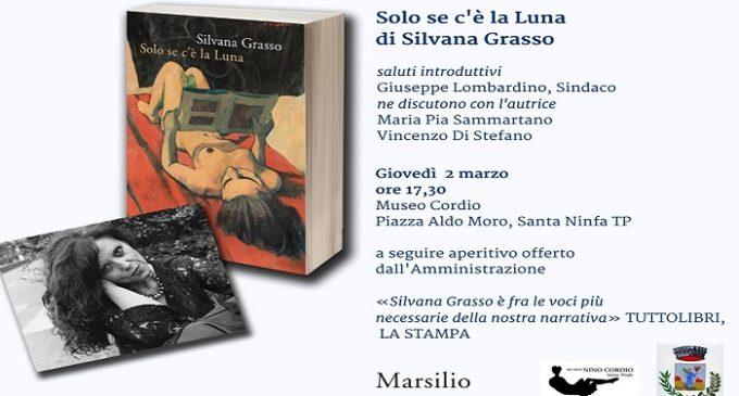 Santa Ninfa: si presenta l'ultimo romanzo di Silvana Grasso