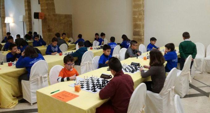 """Ottima prova dell'I.C. """"Rita Levi Montalcini"""" di Partanna ai Campionati Studenteschi di scacchi a squadre"""