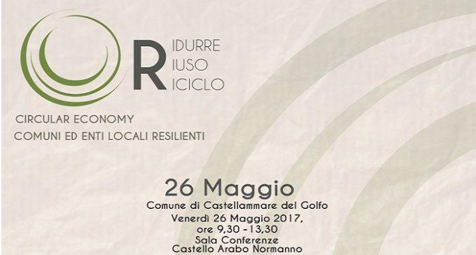 """Castellammare, venerdì il convegno """"Ridurre, riuso, riciclo"""""""