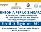 Castellammare: Sinfonia per lo Zingaro e Omaggio a Lucio Dalla