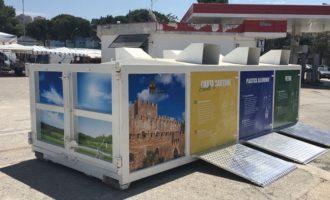 """Partanna, isole ecologiche nelle aree di mercato. Catania: """"Risultati immediati!"""". Multe fino a 620 euro per i trasgressori"""