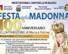 Campobello festeggia i 100 anni dall'apparizione Mariana. Da domani numerosi appuntamenti