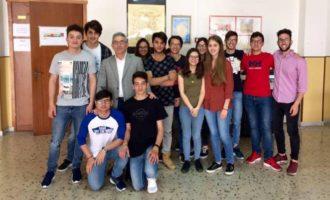 Modica, il liceo scientifico a Ragusa per uno stage sulla domotica e il marketing