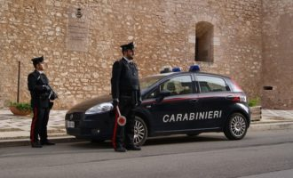 Castellammare, maxi controlli dei Carabinieri: denunciate 11 persone