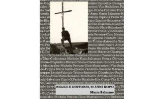 Gibellina, domenica 25 giugno la presentazione del nuovo libro di Mario Balsamo