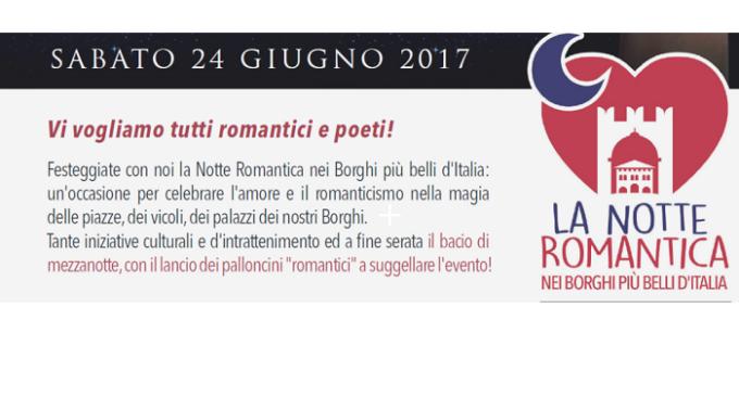 """Salemi, sabato è """"Notte Romantica"""". L'Algida si fà sponsor degli innamorati"""