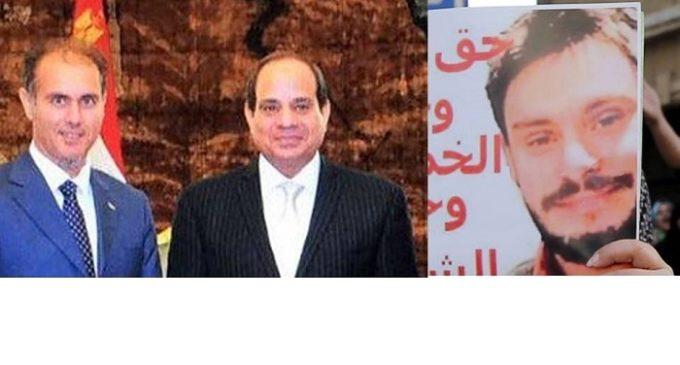 Santangelo (M5s): chiesta la verità sul caso Regeni al Presidente egiziano Al Sisi
