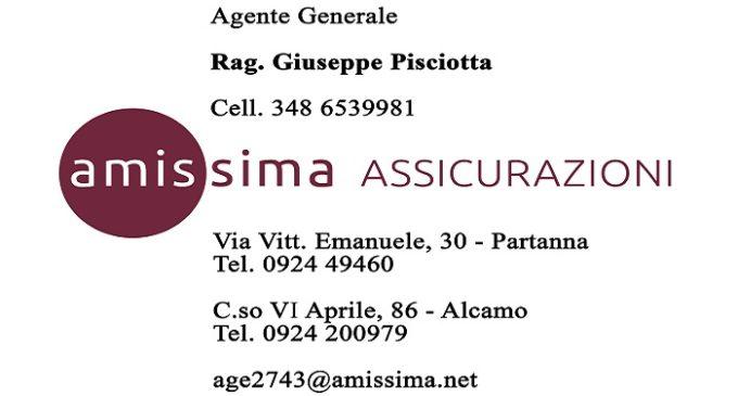 Agenzia AMISSIMA Assicurazioni Partanna