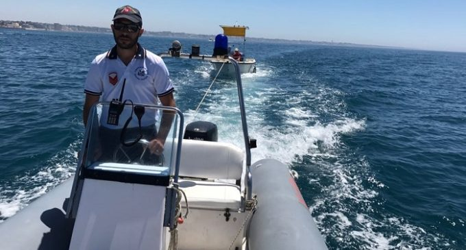 Guardia Costiera, soccorse due unità da diporto ed elevate sanzioni per navigazione sotto costa