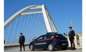 Mazara del Vallo: arrestato dai Carabinieri l'ennesimo topo d'appartamento