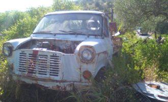 Salemi, Forestale trova discarica abusiva di materiali pericolosi. Il proprietario rischia una sanzione da 26 mila euro