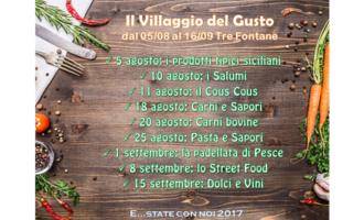 """Nei prossimi giorni a Tre Fontane e Torretta la """"Festa della Birra, """"I Sapori della Pasta"""" e la """"Sagra del Pane Cunzatu"""""""