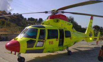 L'elisoccorso continuerà a operare a Trapani Birgi nonostante la chiusura temporanea