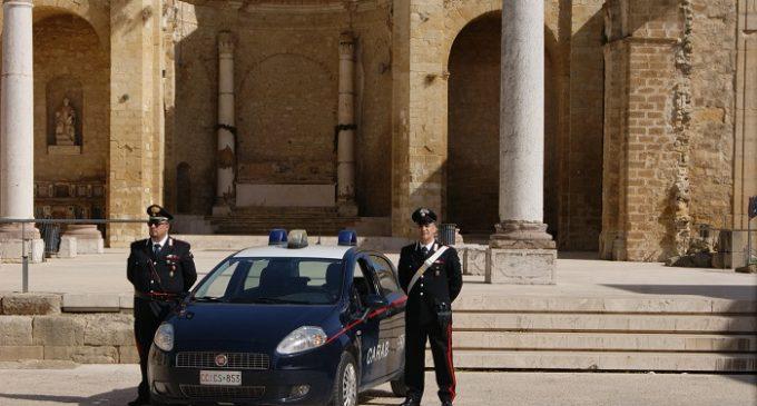 Salemi, arrestato un 24enne. Era ai domiciliari a Parma