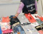 Capi di abbigliamento contraffatti, condannato partannese