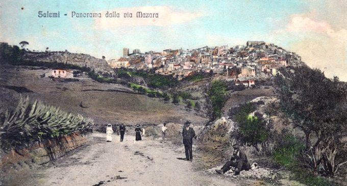 """""""Salemi, Viaggio in un passato impresso in cartolina"""" tra storia e sentimenti"""